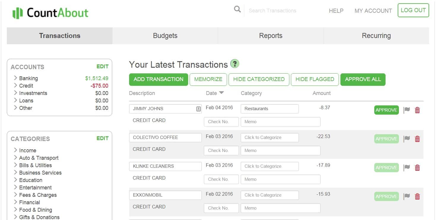 countabout-dashboard-view